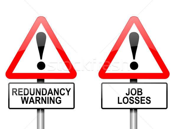 Job losses concept. Stock photo © 72soul