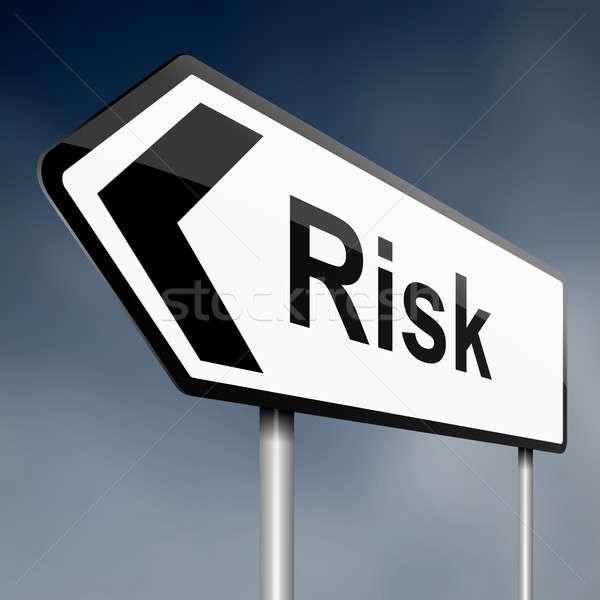 Risk concept. Stock photo © 72soul