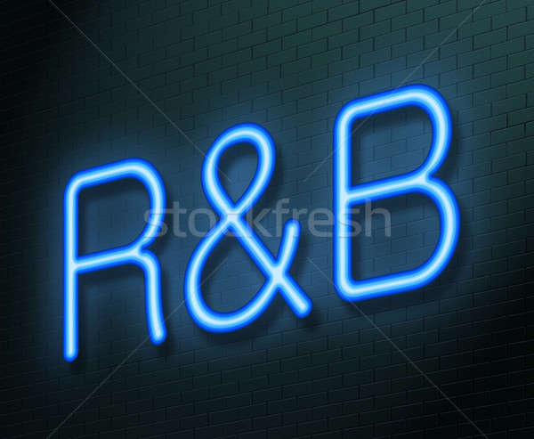 R&B concept. Stock photo © 72soul