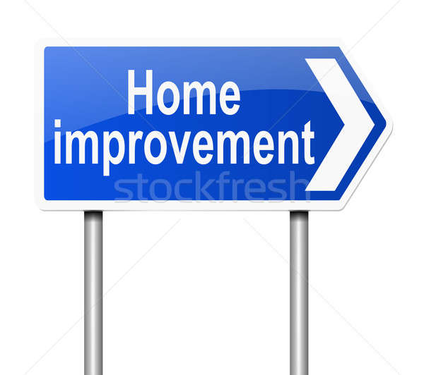 Home improvement concept. Stock photo © 72soul