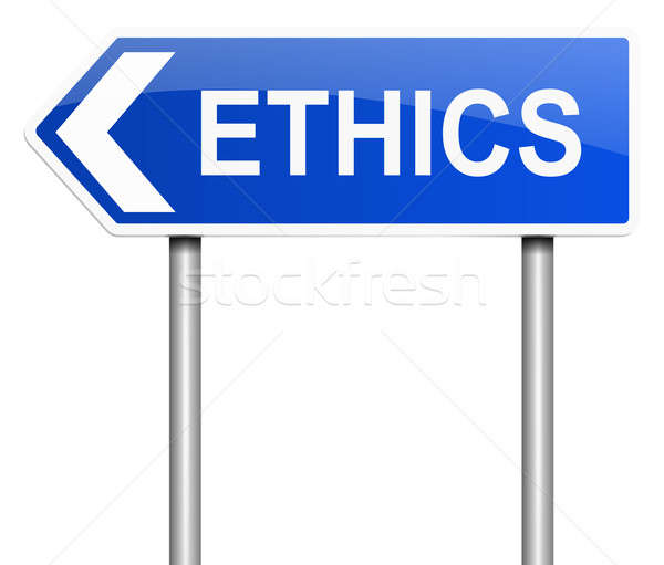 Ethics concept. Stock photo © 72soul