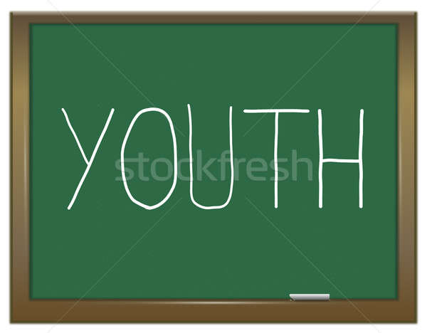Youth concept. Stock photo © 72soul