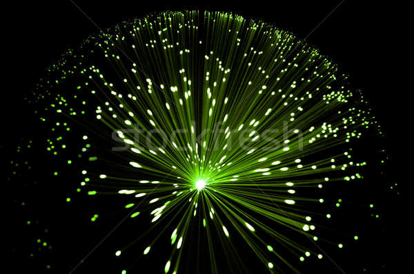 Telecommunications burst Stock photo © 72soul