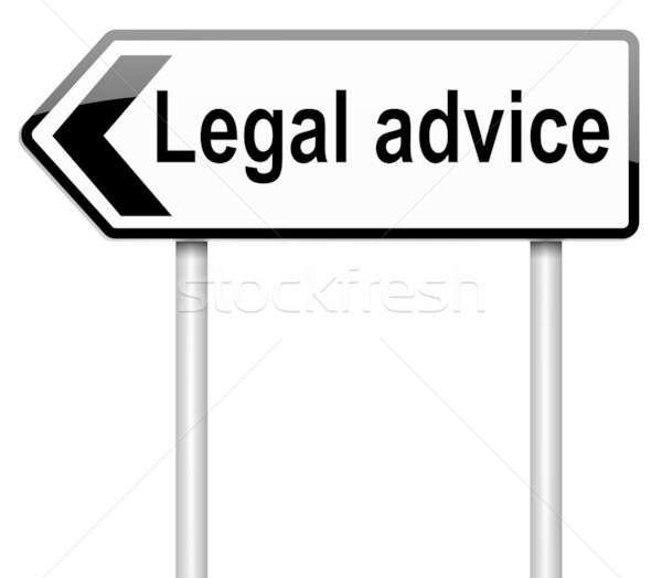 Legal advice. Stock photo © 72soul