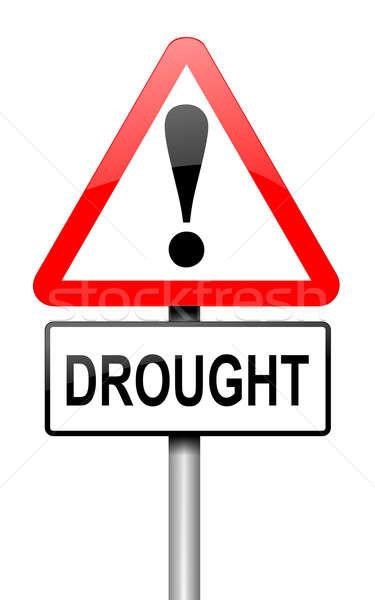 Drought concept. Stock photo © 72soul