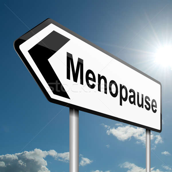 Menopause concept. Stock photo © 72soul