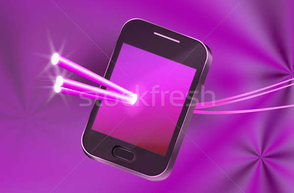 High speed connectivity. Stock photo © 72soul