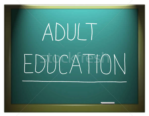 Adult education. Stock photo © 72soul