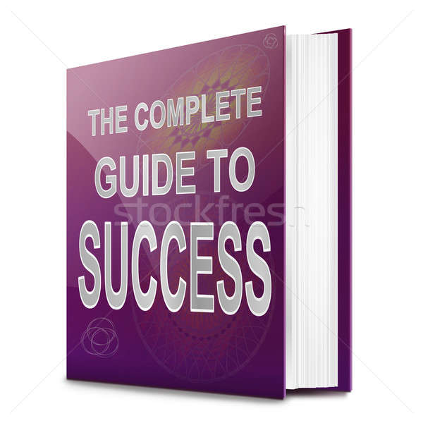 Success concept. Stock photo © 72soul