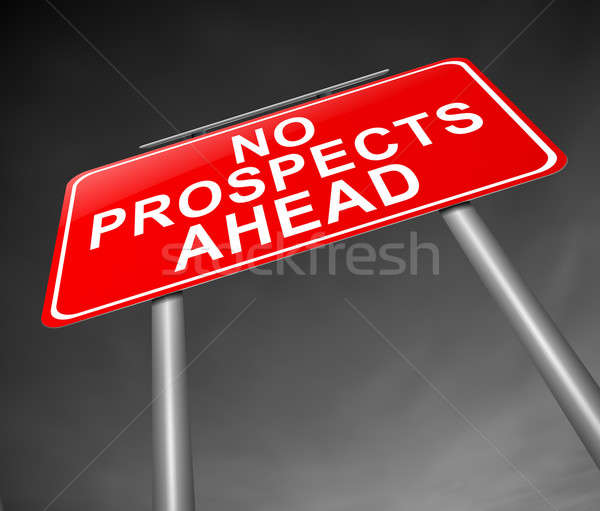 No prospects ahead. Stock photo © 72soul