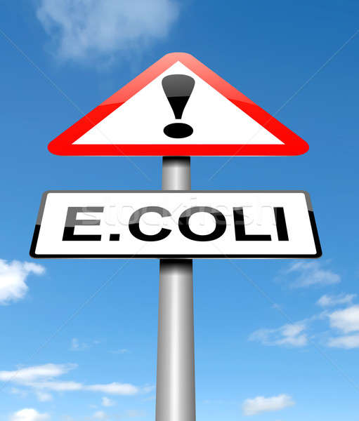 E coli concept. Stock photo © 72soul