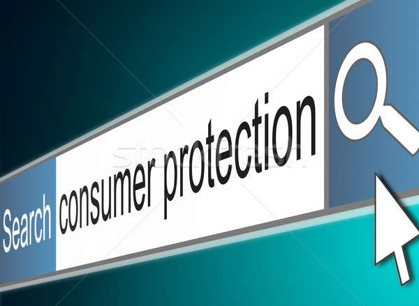 Consumer protection concept. Stock photo © 72soul