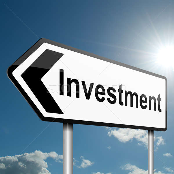 Investment concept. Stock photo © 72soul