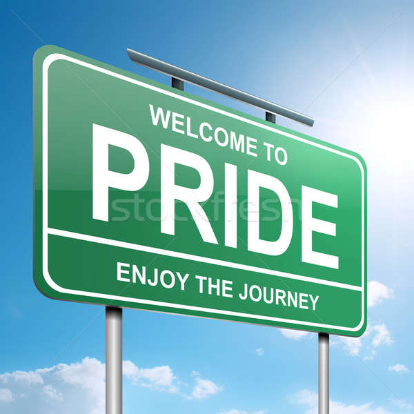 Pride concept. Stock photo © 72soul