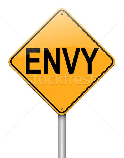Envy concept. Stock photo © 72soul
