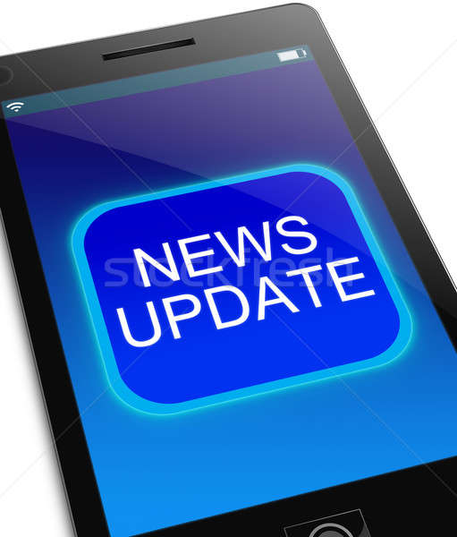 News update concept. Stock photo © 72soul