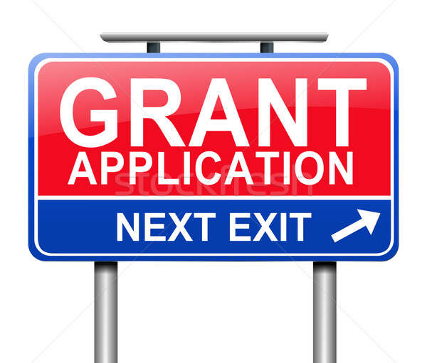Grants application. Stock photo © 72soul