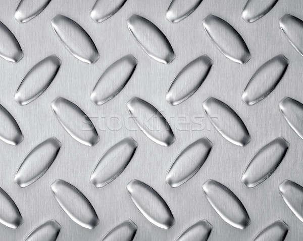 нержавеющая сталь текстуры размер стены аннотация Сток-фото © 7Crafts