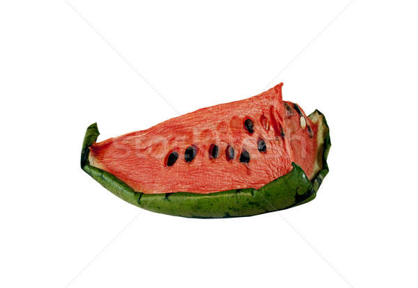 dried up watermelon - slice Stock photo © 808isgreat