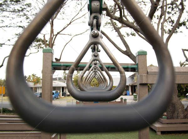 playground rings Stock photo © 808isgreat