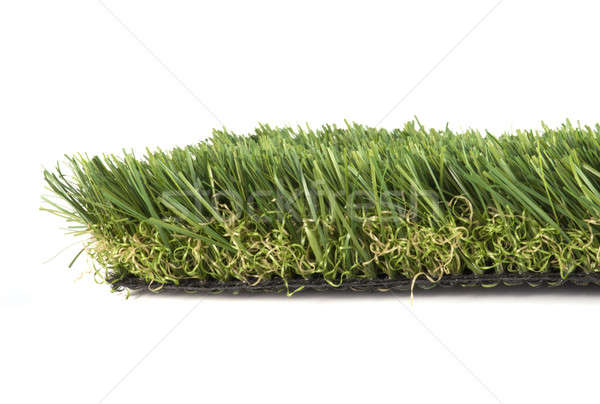 artificial grass on a white background Stock photo © 808isgreat