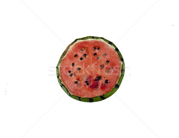 dried up watermelon - half Stock photo © 808isgreat