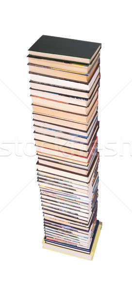 Libri isolato top view business Foto d'archivio © a2bb5s