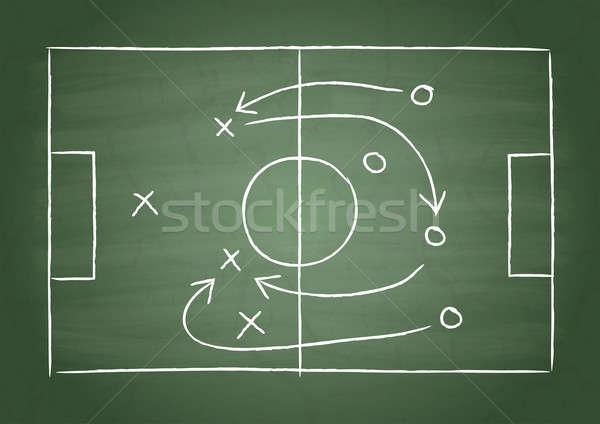 School board. Football Stock photo © a2bb5s