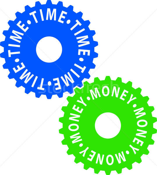 Time-money Stock photo © a2bb5s