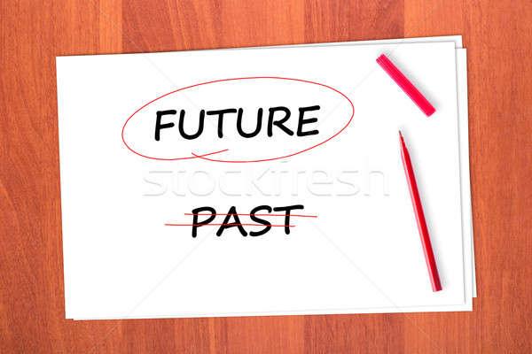 FUTURE Stock photo © a2bb5s