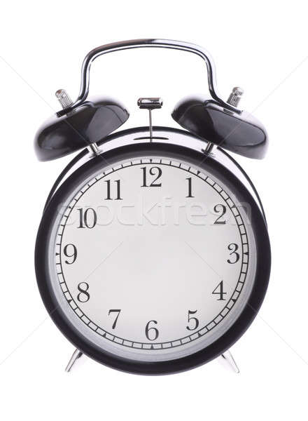 Alarm clock without hands  Stock photo © a2bb5s