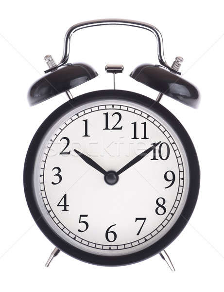 Alarm clock with the wrong dial Stock photo © a2bb5s