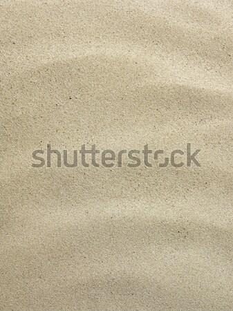 砂 海浜砂 ビーチ クローズアップ ソフト 光 ストックフォト © ABBPhoto