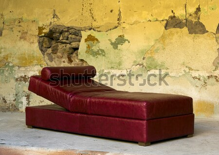 Chaise Longue Stock photo © ABBPhoto