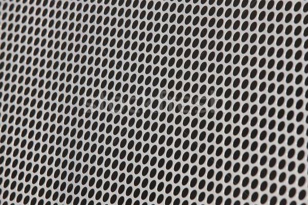 Aluminio capa edificio textura metal avión Foto stock © ABBPhoto