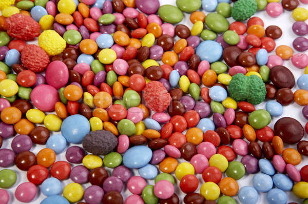 Sweets mixed selection Stock photo © ABBPhoto