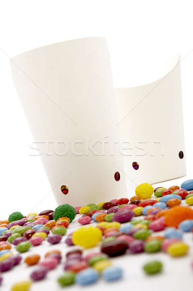 Sweets mixed selection Stock photo © ABBPhoto