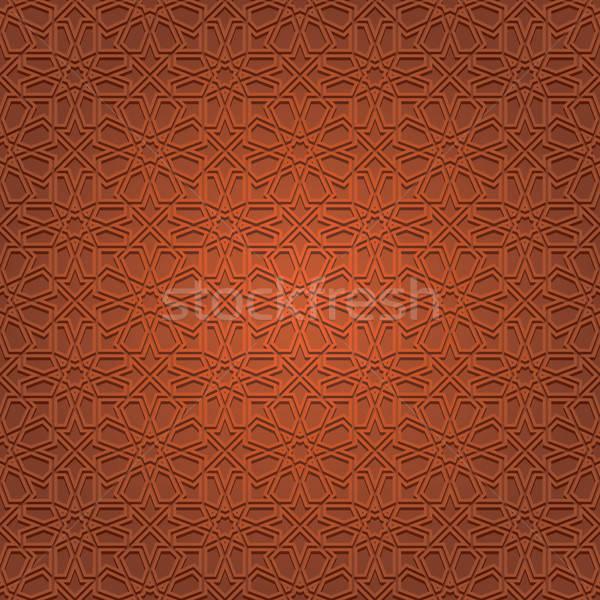 Traditionnel ornement texture résumé fond Photo stock © AbsentA