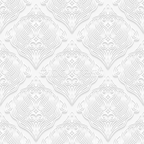 Decoratief textuur abstract ontwerp vintage Stockfoto © AbsentA