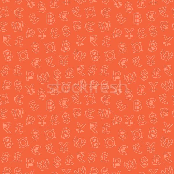 ストックフォト: 通貨 · シンボル · お金 · テクスチャ · 抽象的な