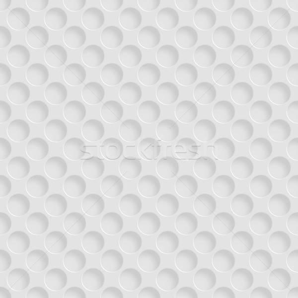 Vintage patroon schaduw plastic moderne Stockfoto © AbsentA