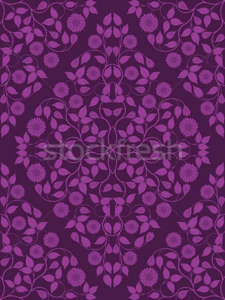 Naadloos patroon retro textuur ontwerp Stockfoto © AbsentA