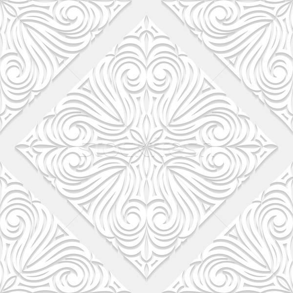 Stockfoto: Decoratief · textuur · ontwerp · achtergrond · retro