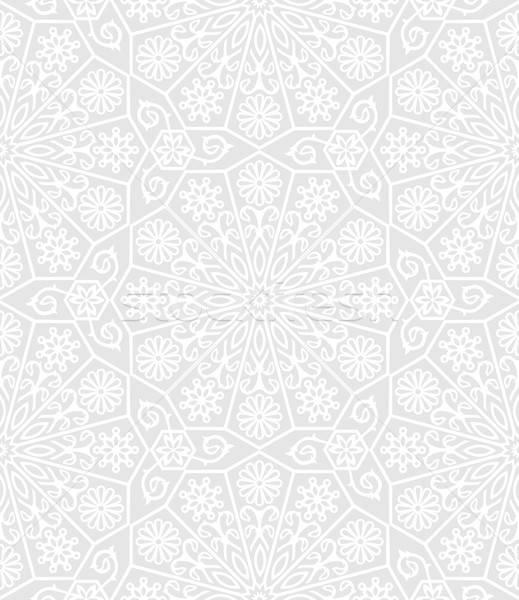 Naadloos traditioneel ornament textuur abstract achtergrond Stockfoto © AbsentA