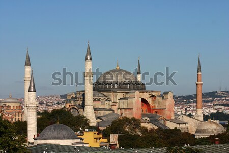 Hagia Sophia Stock photo © AchimHB