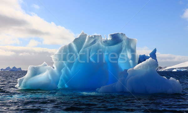 Antarctica Stock photo © AchimHB