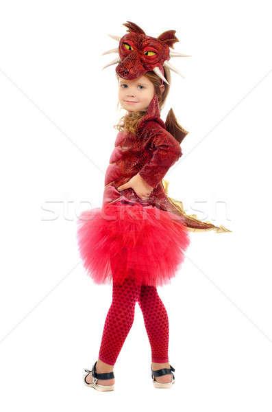 Little girl Stock photo © acidgrey
