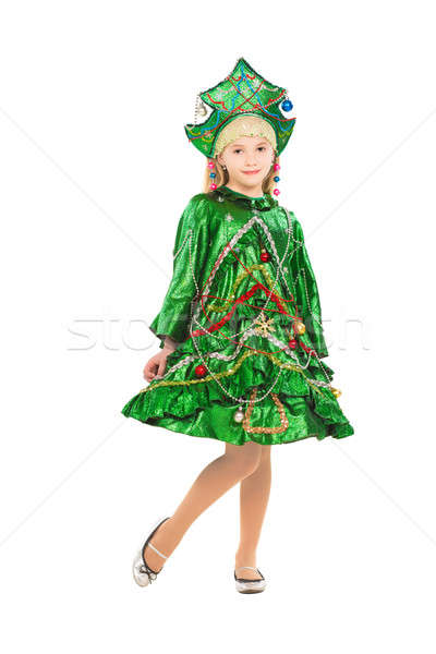 Charming little girl Stock photo © acidgrey