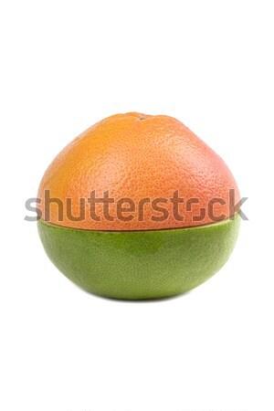 Mix of grapefruit, sweetie and pomelo Stock photo © acidgrey