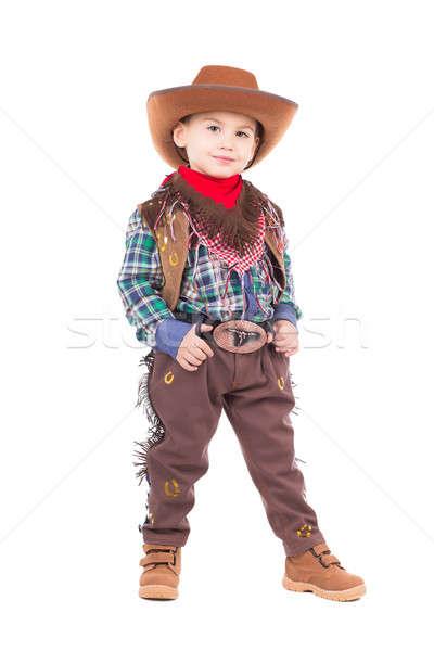 Beautiful little boy Stock photo © acidgrey